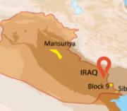 Mini Map Iraq